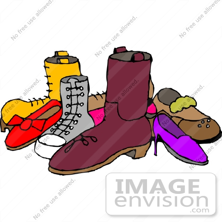 Put On Shoes Clipart | Clipart Panda - Free Clipart Images