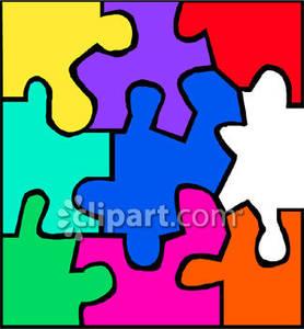 Puzzle Clip Art