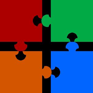 puzzle clipart