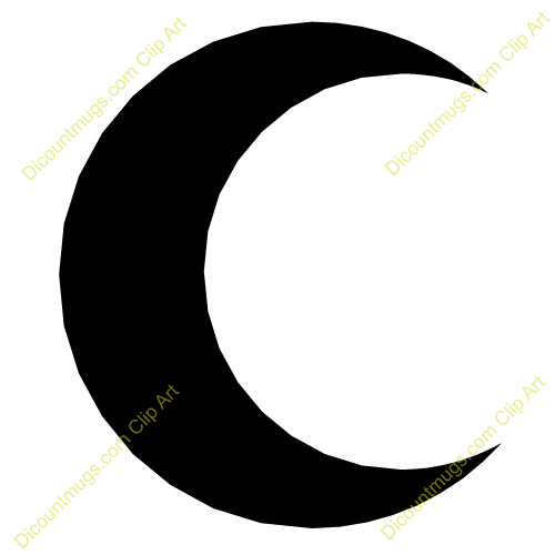 Go Back > Pix For > Quarter Moon Clipart