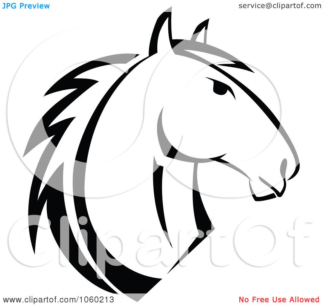 Quarter Horse Head Clip Art | Clipart Panda - Free Clipart Images