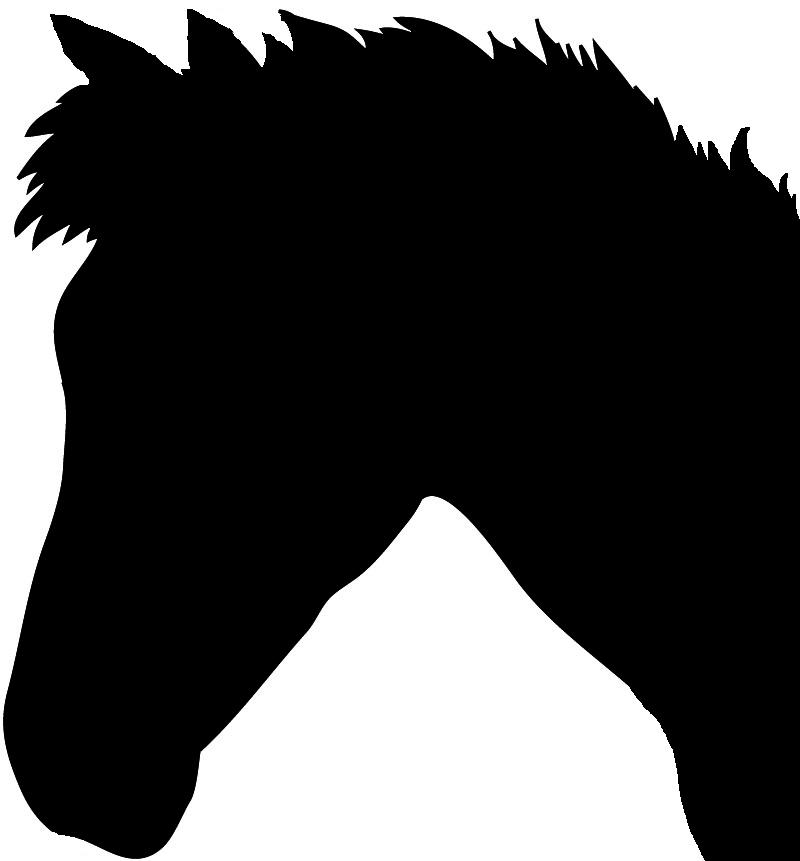 Quarter Horse Head Clip Art | Clipart Panda - Free Clipart ...