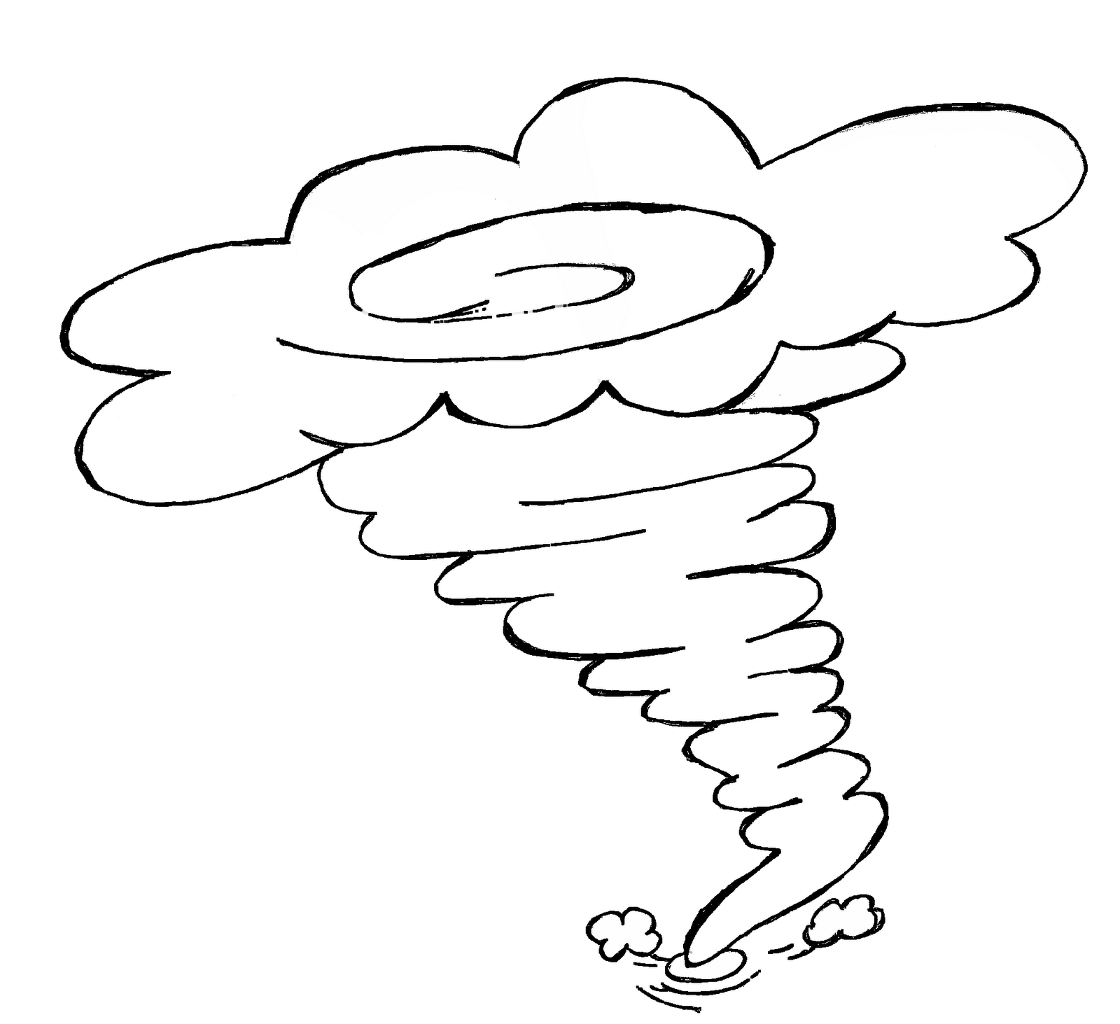Weather Clipart For Teachers Black And White Clipart