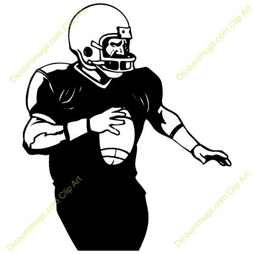 this quarterback clip art clipart panda free clipart images rh clipartpanda com