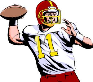 Mean Football Player Clipart | Clipart Panda - Free Clipart Images