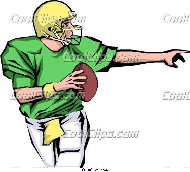 Quarterback Clipart Images Quarterback 20c...