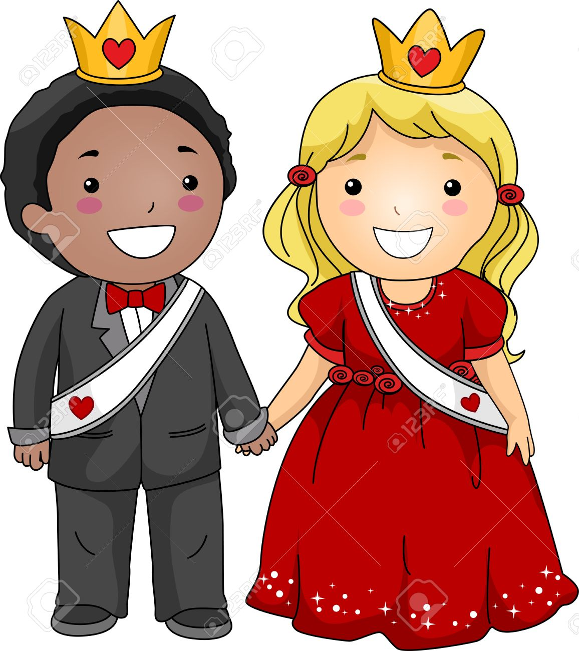 king and queen clipart clipart panda free clipart images rh clipartpanda com king and queen clipart king and queen clipart black and white