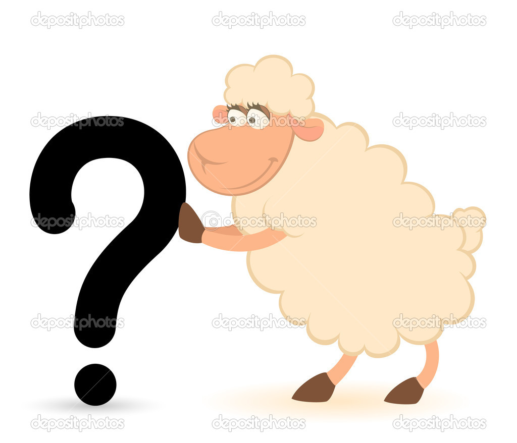 Pics photos clip art cartoon scientist with question mark stock - Question 20and 20answer 20cartoon