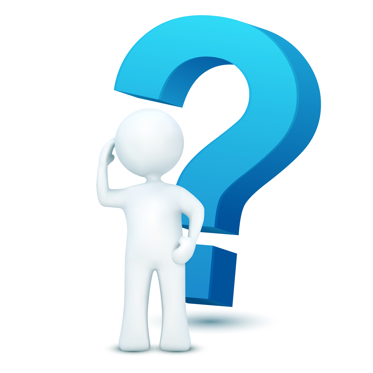 Questions clip art free clipart panda free clipart images for Why do people move to la