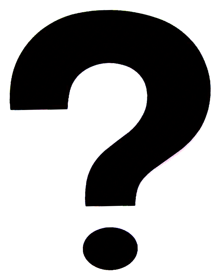 Question Marks Black And White Question Mark Black And White Clip Art