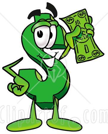 free dollar sign clip art.