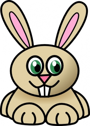 rabbit clip art images clipart panda free clipart images rh clipartpanda com