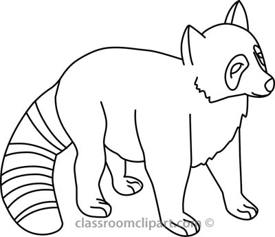 Baby Raccoon Clipart | Clipart Panda - Free Clipart Images