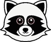 raccoon%20clipart