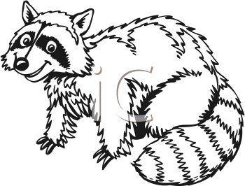 Raccoon 20clipart | Clipart Panda - Free Clipart Images Raccoon Face Clip Art Black And White