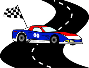Race Car Clip Art Borders | Clipart - 23.0KB