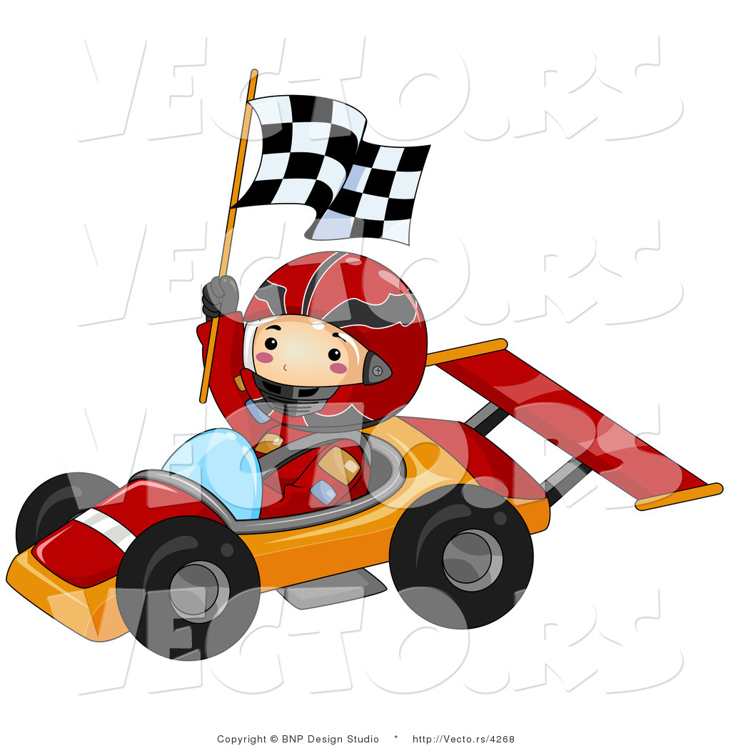 Race Car Clip Art