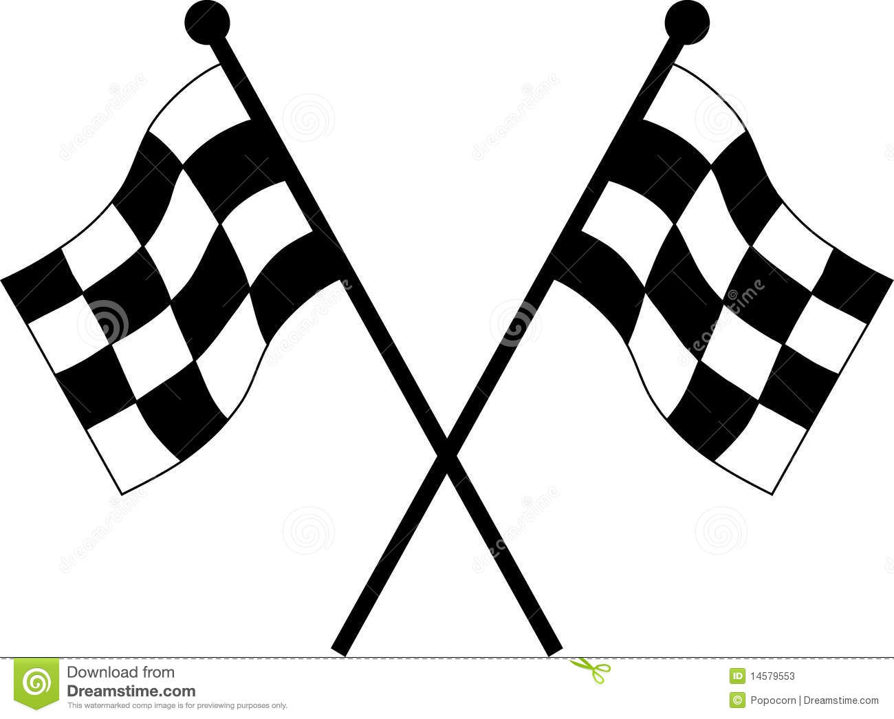 Race Car Clipart Black And White | Clipart Panda - Free Clipart Images