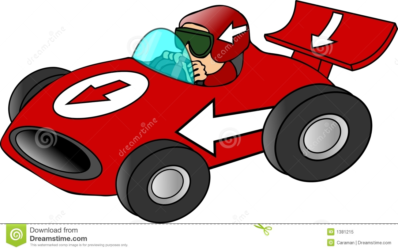 Race Car Clipart Info E