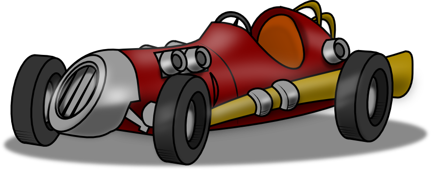 Animated Race Car Track Png