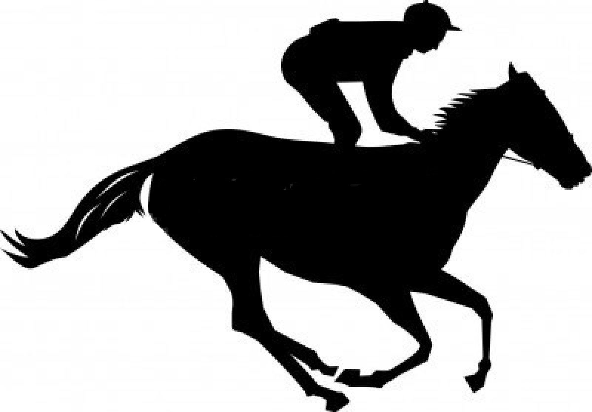 Racehorse Clipart | Clipart Panda - Free Clipart Images