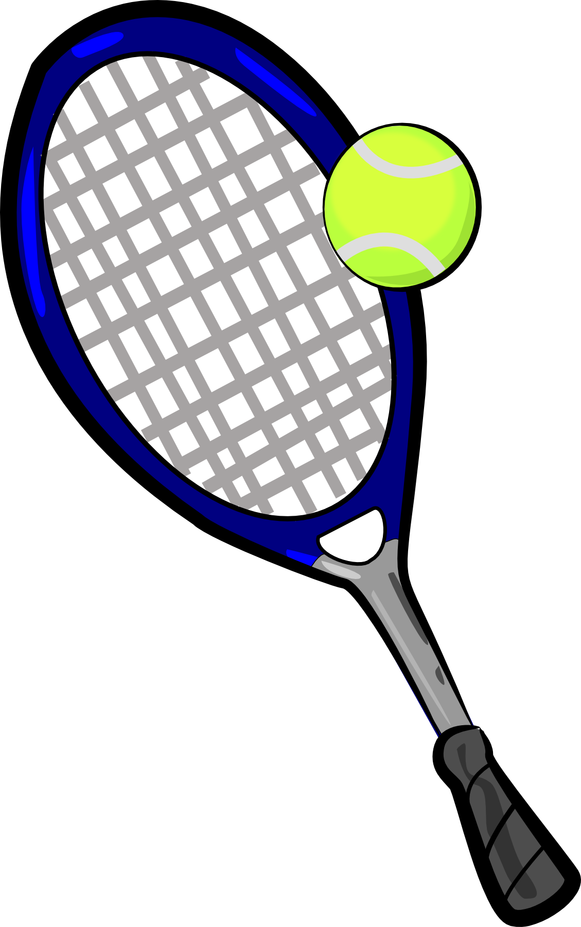 tennis racket clipart clipart panda free clipart images rh clipartpanda com tennis racket clipart black and white tennis racquet clip art images