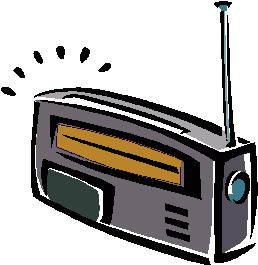 Radio clip art | Clipart Panda - Free Clipart Images
