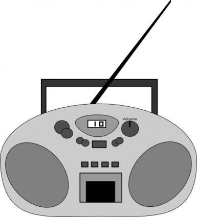 radio clip art clipart panda free clipart images rh clipartpanda com clip art radio button clipart radio