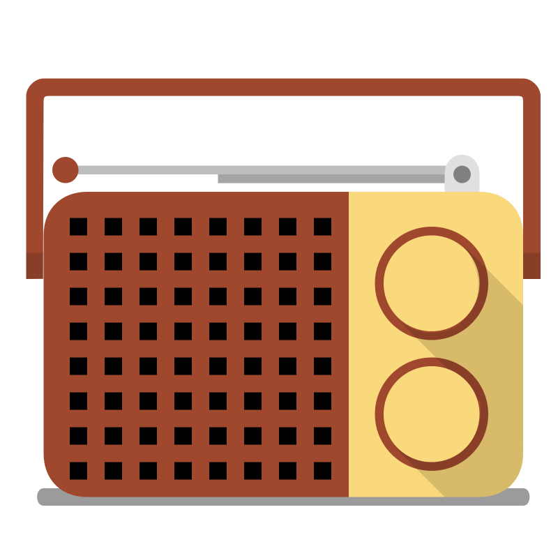 Radio 20clipart Clipart Panda Free Clipart Images