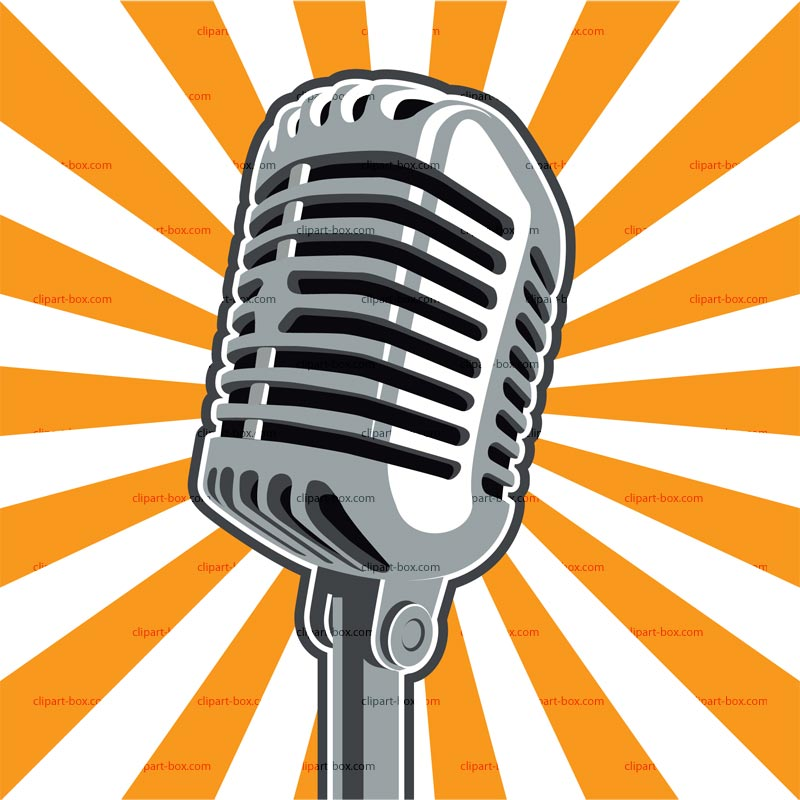 Car Radio Microphone Clipart