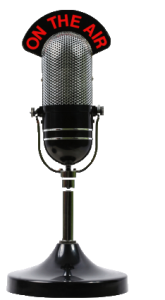 Radio Microphone On The Air | Clipart Panda - Free Clipart ...