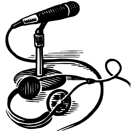 Radio Microphone Png | Clipart Panda - Free Clipart Images