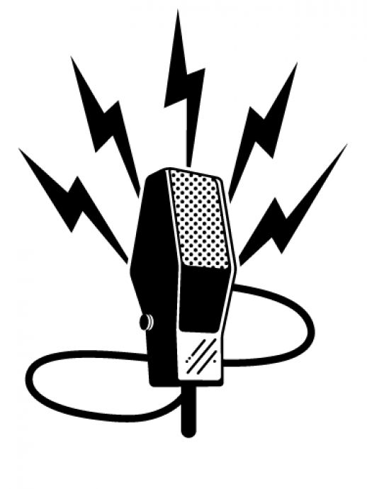 Radio Microphone Vector | Clipart Panda - Free Clipart Images
