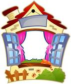 House Frame Clipart | Clipart Panda - Free Clipart Images