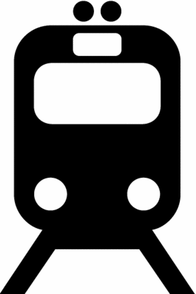 Rail clip art clipart panda free images