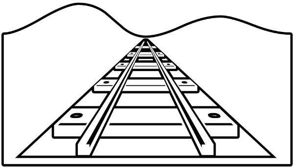 Cartoon train tracks clipart additionally Train Picture To Color Coloring Train Pictures Train Coloring also Stock Illustration History Symbols Image Image41425451 furthermore Rail Road Clipart furthermore Wchpg1. on railroad train clip art