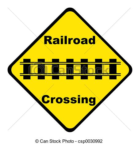 Rail Road Crossing Clipart | Clipart Panda - Free Clipart Images