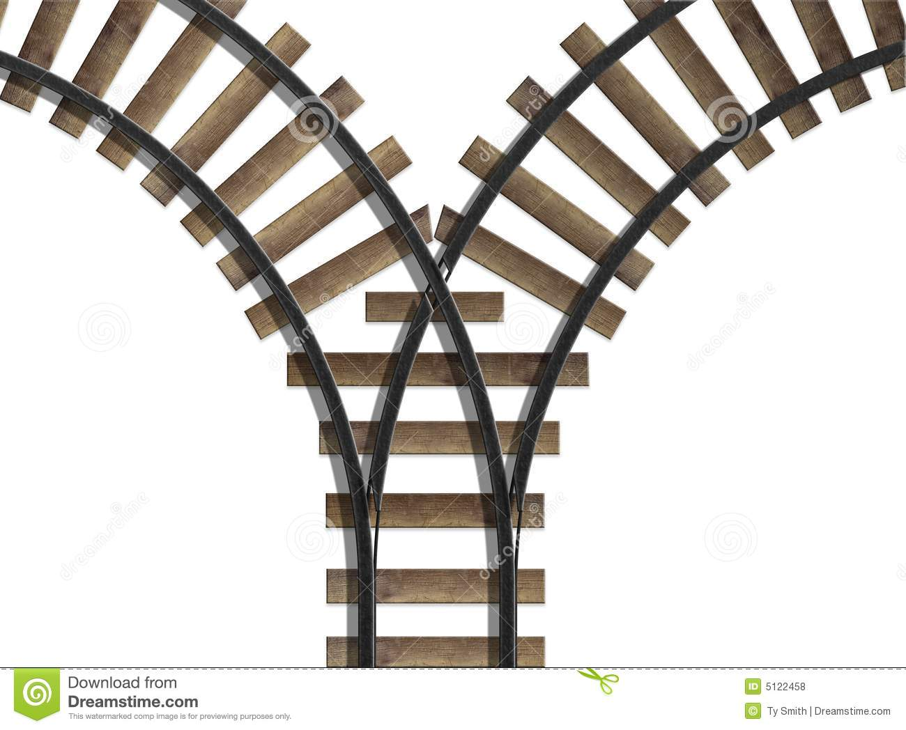 Railroad junction | Clipart Panda - Free Clipart Images