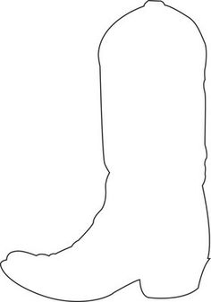Boot Coloring Sheets For Clipart Panda Free Clipart Images