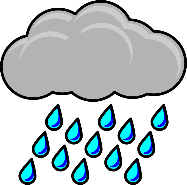Rainy Weather Clipart ...