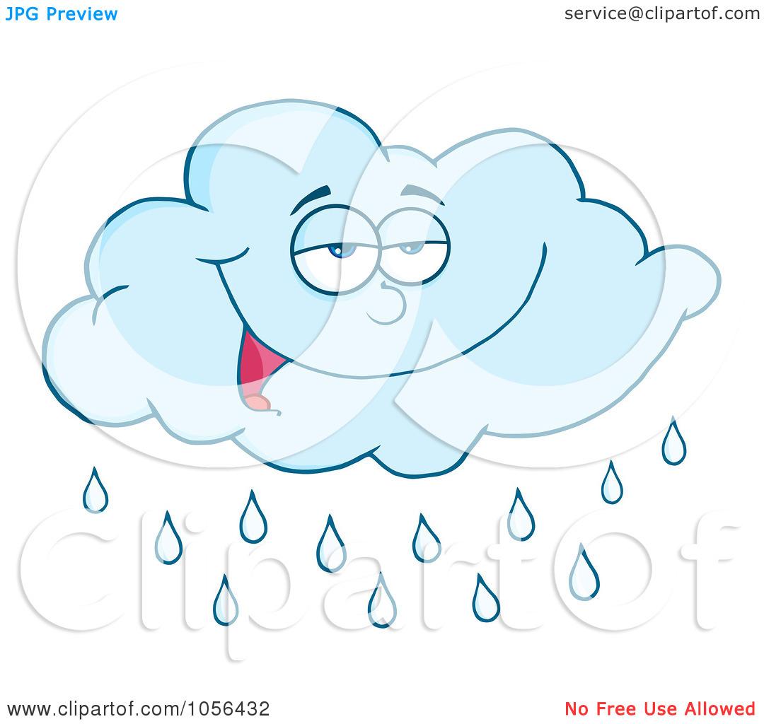 Rainy clip art