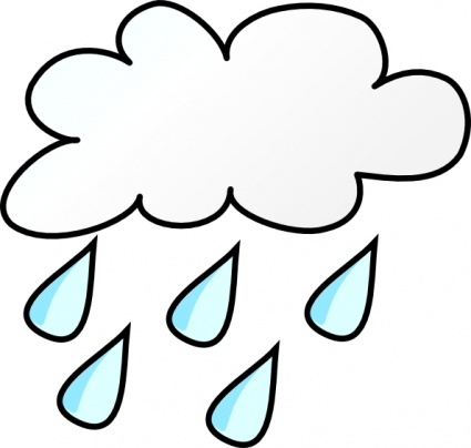 Rain Clouds Clipart | ...