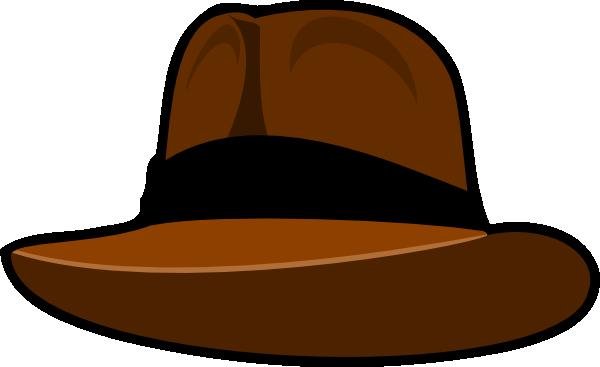 Hat clip art - vector clip art