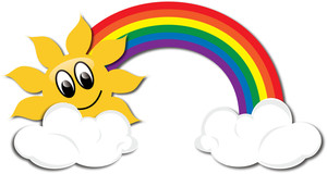 rainbow clip art clipart panda free clipart images rh clipartpanda com free rainbow clipart png free rainbow clipart png