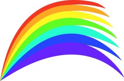Clip Art Clip Art Rainbow rainbow clip art clipart panda free images art