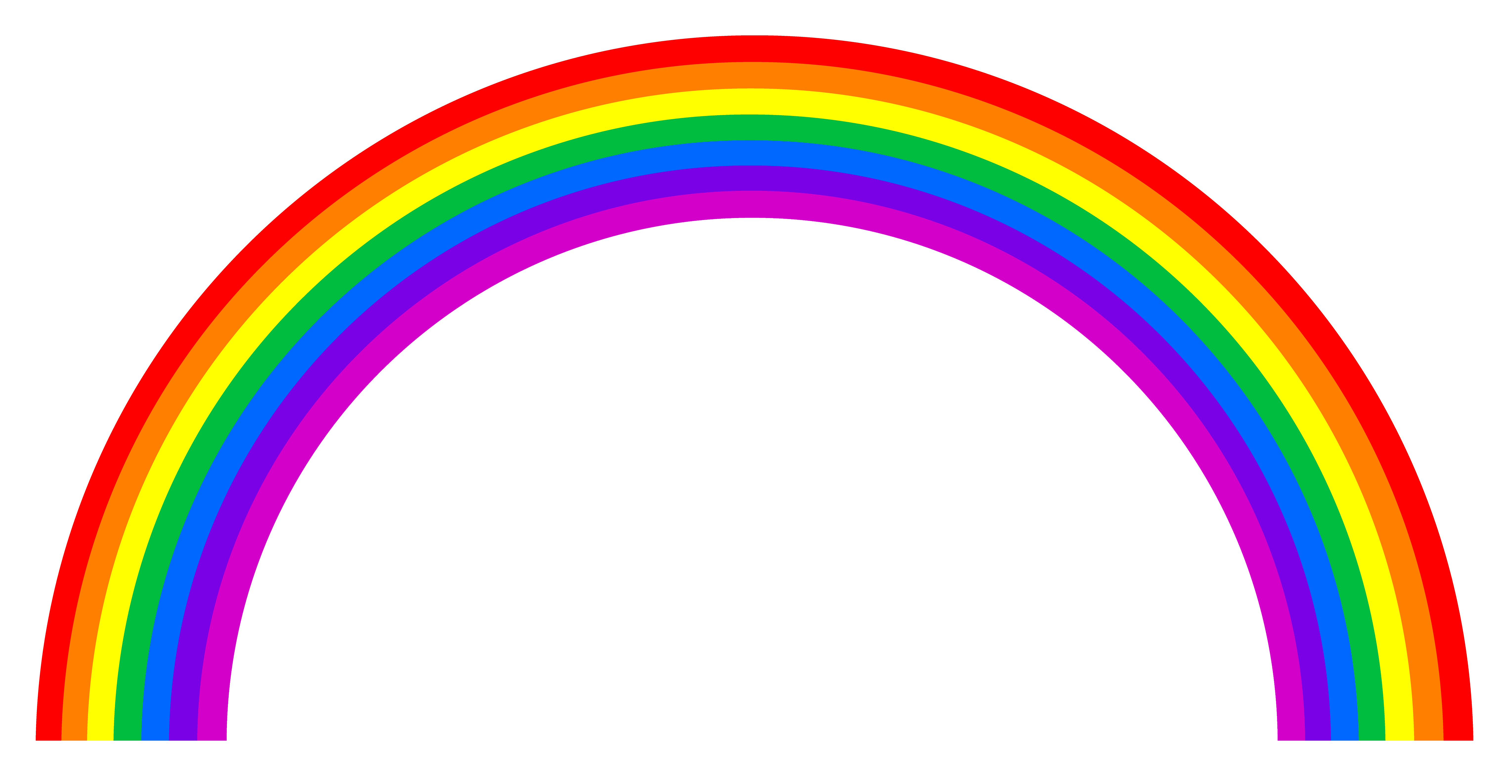 Kid Rainbow Clip Art | Clipart Panda - Free Clipart Images