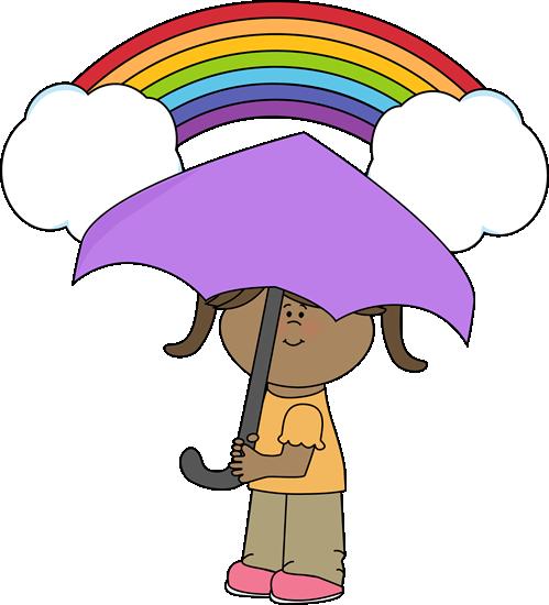 clipart panda rainbow - photo #11