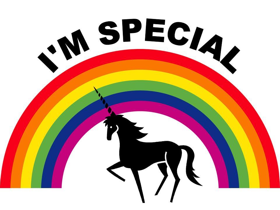 rainbow unicorn clipart - photo #2