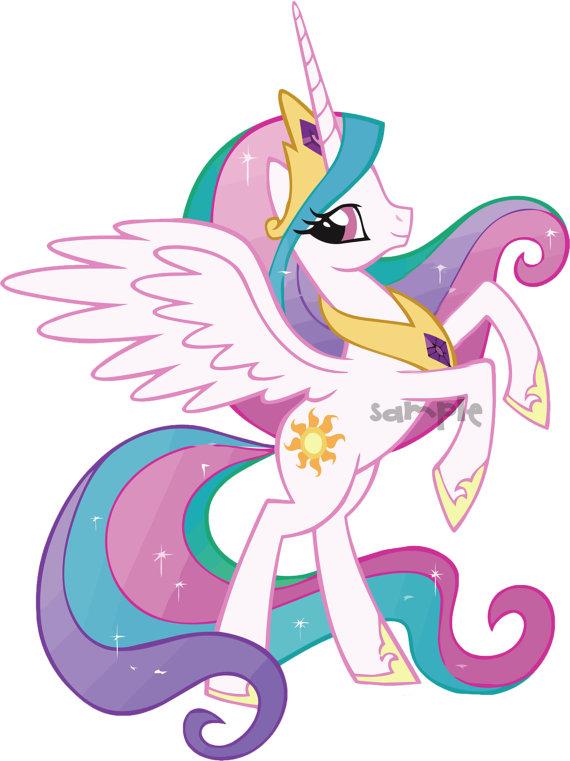 rainbow unicorn clipart - photo #4