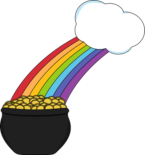 Pot Of Gold Clipart | Clipart Panda - Free Clipart Images